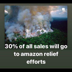 AMAZON RELIEF EFFORT